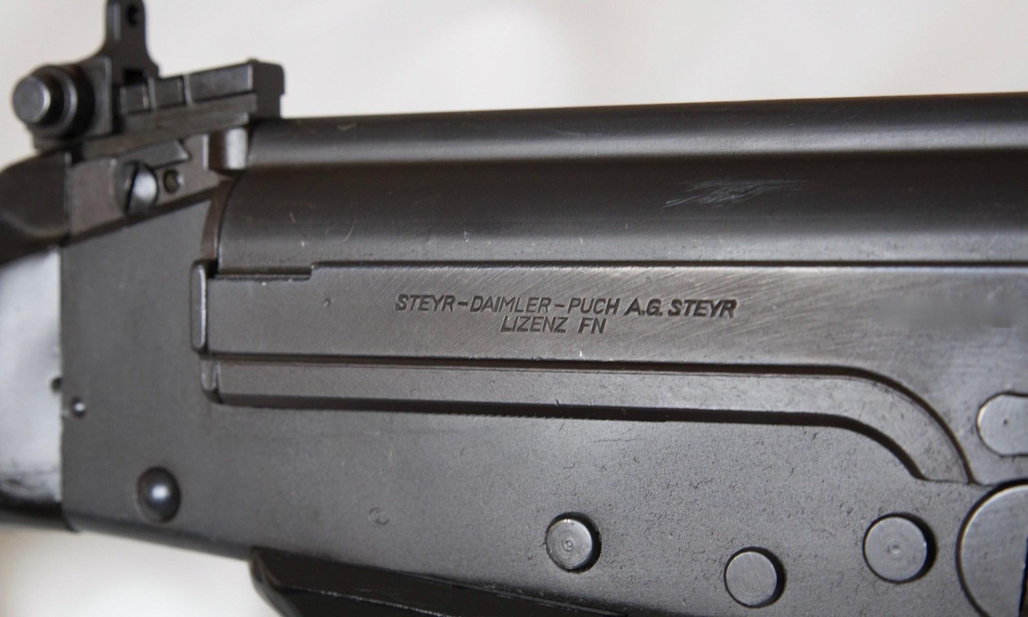 Steyr Stg58