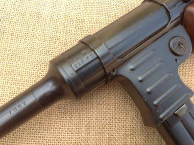 Haenel MP41 Bocchettone caricatore
