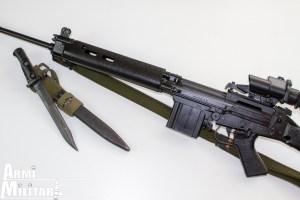 L1A1 S.U.I.T. e baionetta