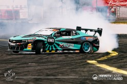 Conrad Grunewald at Formula DRIFT Seattle 2015