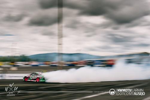 Alec Hohnadell at Formula DRIFT Seattle 2015