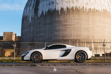 Will's McLaren MSO 650S Spider