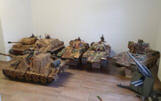 Armortek showroom