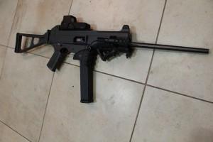 Tactical UMP Marlin 795 Rifle | Armory Blog