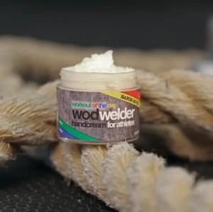 WodWelder Hands as RX Cream handcare