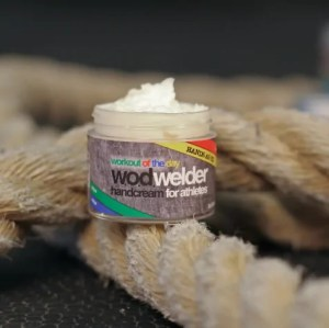 WodWelder Hands as RX Cream handcare