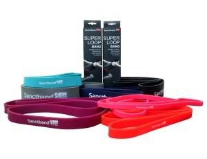 Sanctband Active super loop band resistance band exercise band