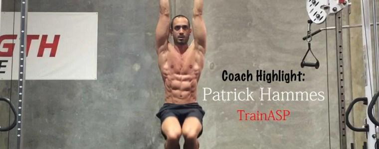 Coach Highlight : Patrick Hammes (TrainASP)