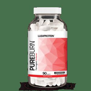 Pureburn fat burner lush protein
