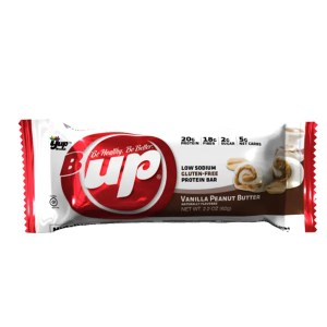 B-Up Protein Bars Vanilla Peanut Butter
