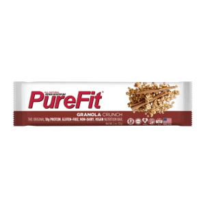 PureFit Nutrition Bars Granola Crunch Protein Bar