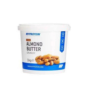 MyProtein Almond Butter Crunchy ArmourUP Asia Singapore
