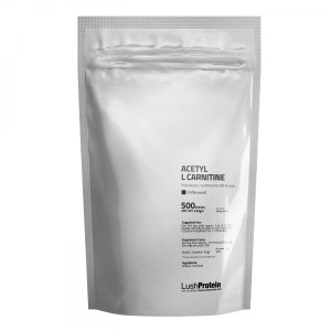 LushProtein Acetyl L-Carnitine - ALCAR Powder (500 Servs) ArmourUP Asia Singapore