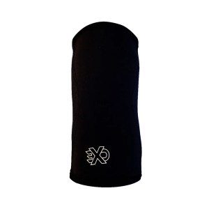 5mm Knee Sleeves Black ExoSleeve ArmourUP Asia Singapore