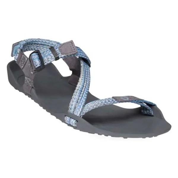 67262fb814f6 Xero Shoes Women s Z-Trek Lightweight Sports Sandals Charcoal Multi-Sky ArmourUP  Asia Singapore