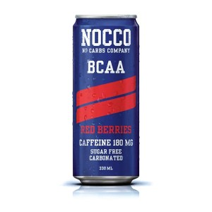 Nocco BCAA Red Berries ArmourUP Asia Singapore