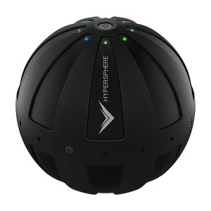 Hyperice Hypersphere Vibrating Massage Ball Black ArmourUP Asia Singapore