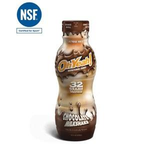 OhYeah RTD Nutritional Shakes 414ml Chocolate Milkshake ArmourUP Asia Singapore