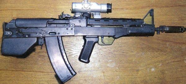 Вепр штурмовая винтовка - характеристики, фото, ттх