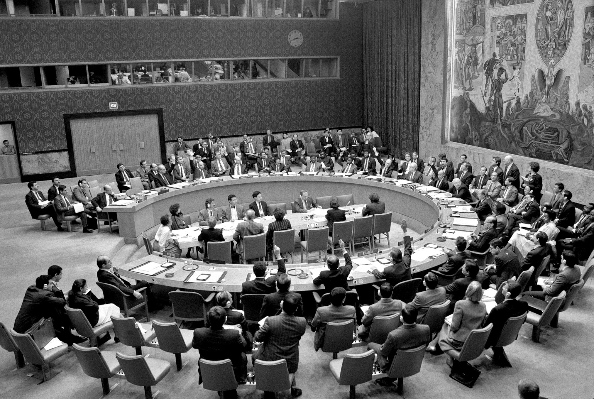 Timeline Of The Nuclear Nonproliferation Treaty Npt