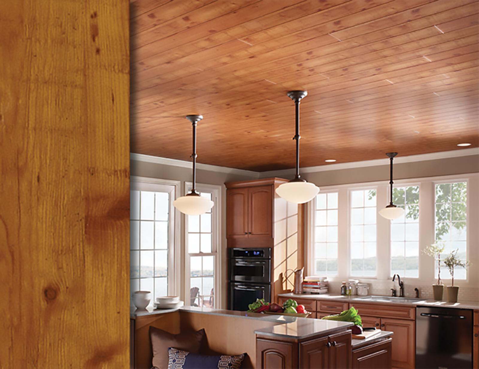 Wood Ceiling Planks