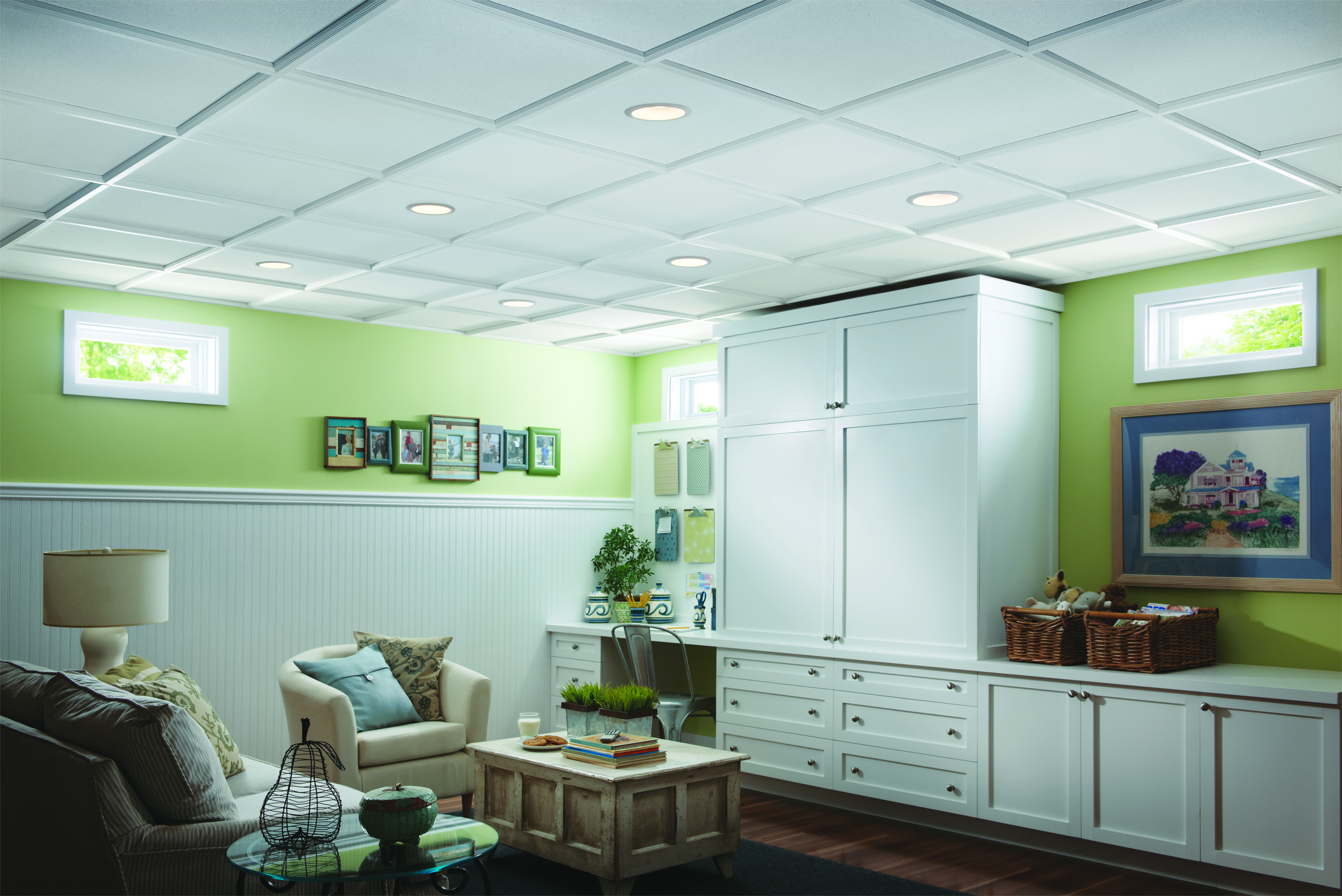 Stylestix Ceiling Grid Covers