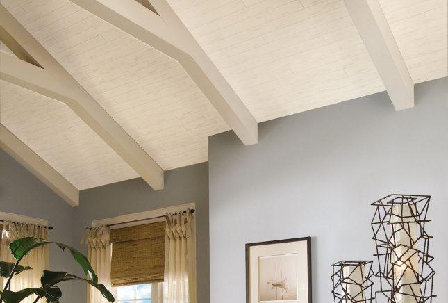 Conception D Un Plafond Voute Armstrong Ceilings Residential