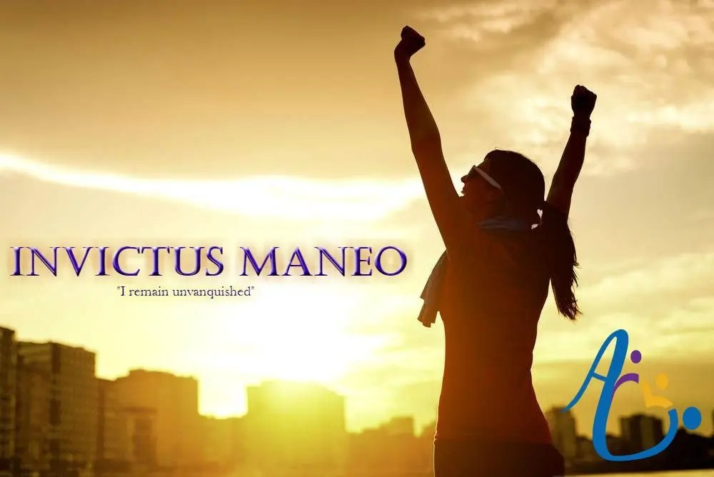 Invictus Maneo   Woman With Her Hands Up   Champion