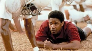 denzel washington in remember the titans