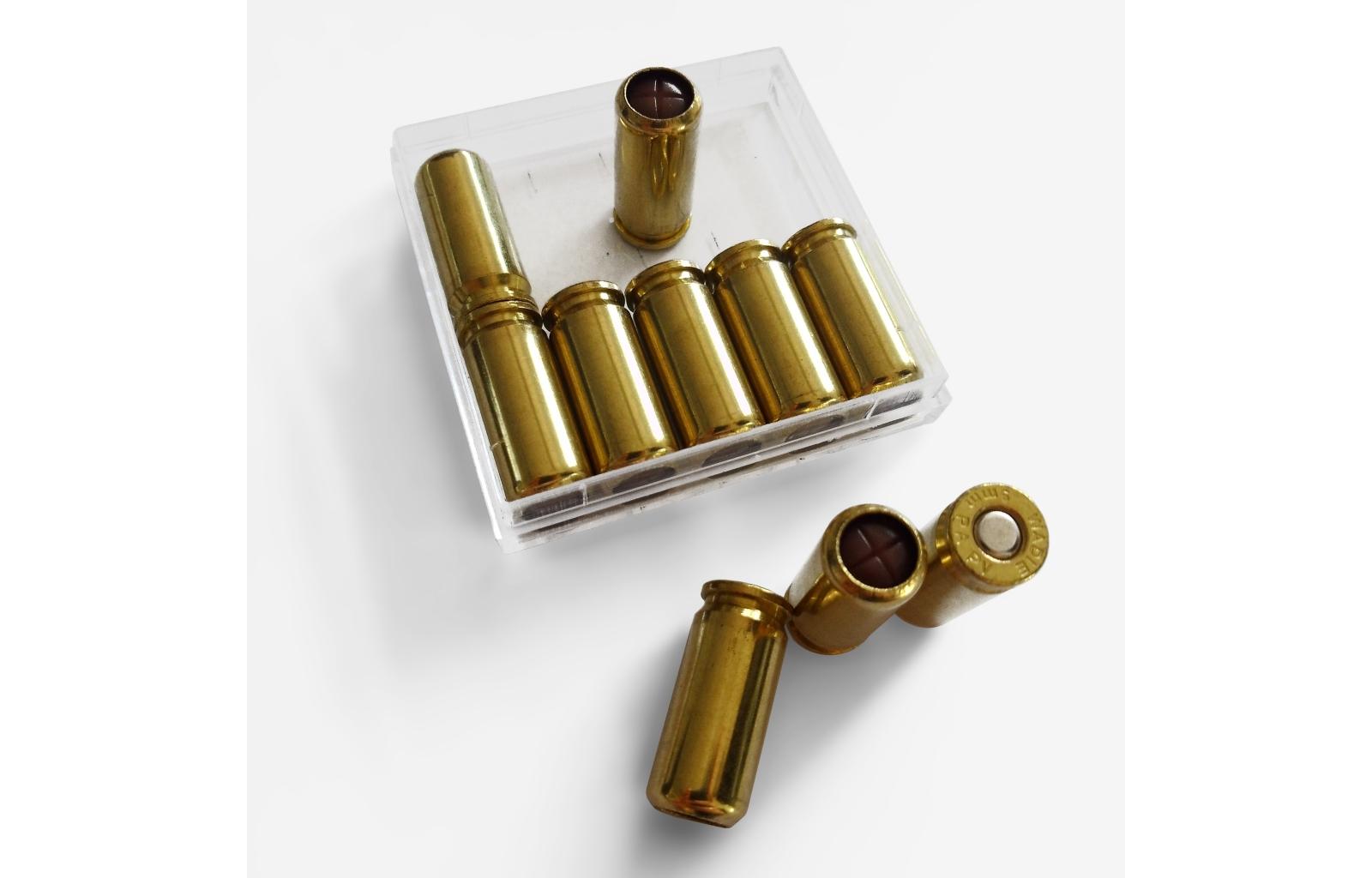 10x Cartouches Gaz Poivre 9mm PAK Pistolet Armurerie