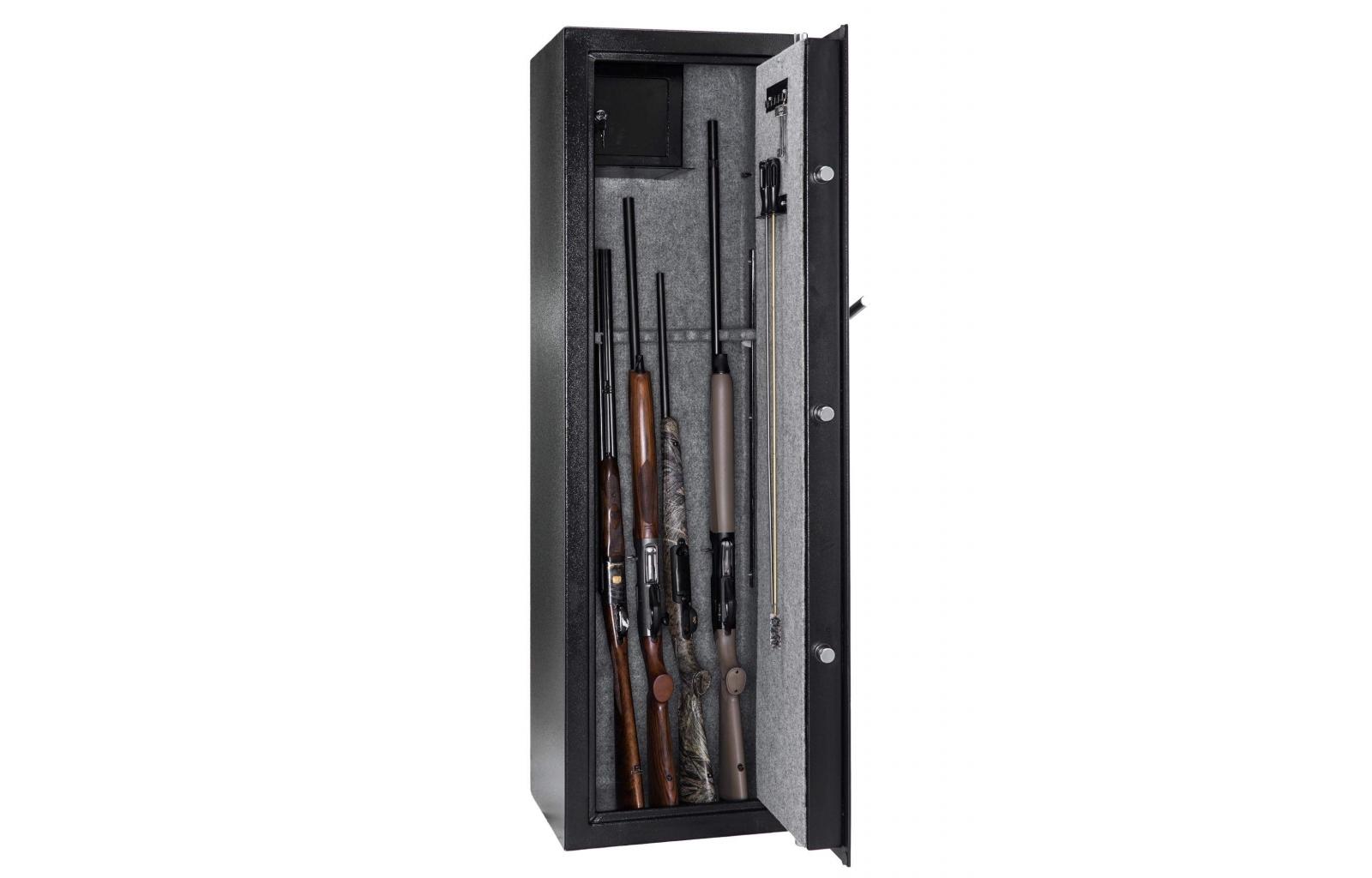 Armoire Forte Buffalo Digital Premium Pour 10 Armes