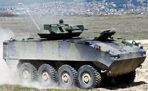 Pars 4x4 The Wheeled Armoured Vehicle From Fnss