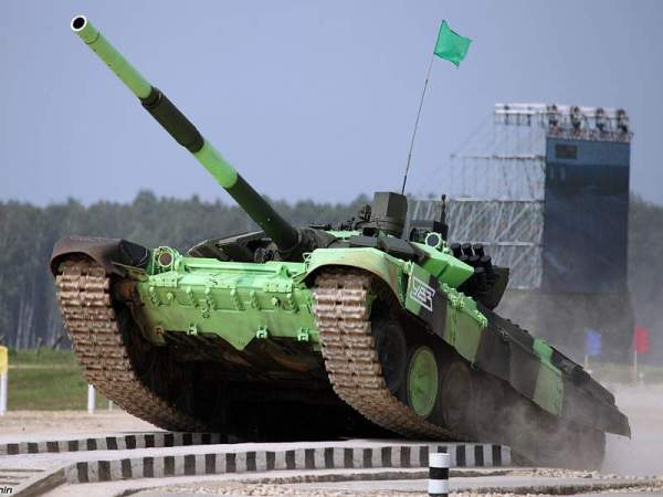T-72B3M Main Battle Tank - Army Technology