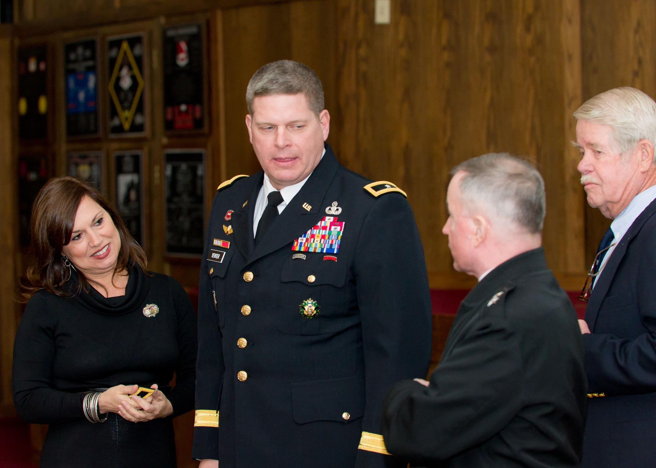 Army General S Promotion Reflects Strength Of Family
