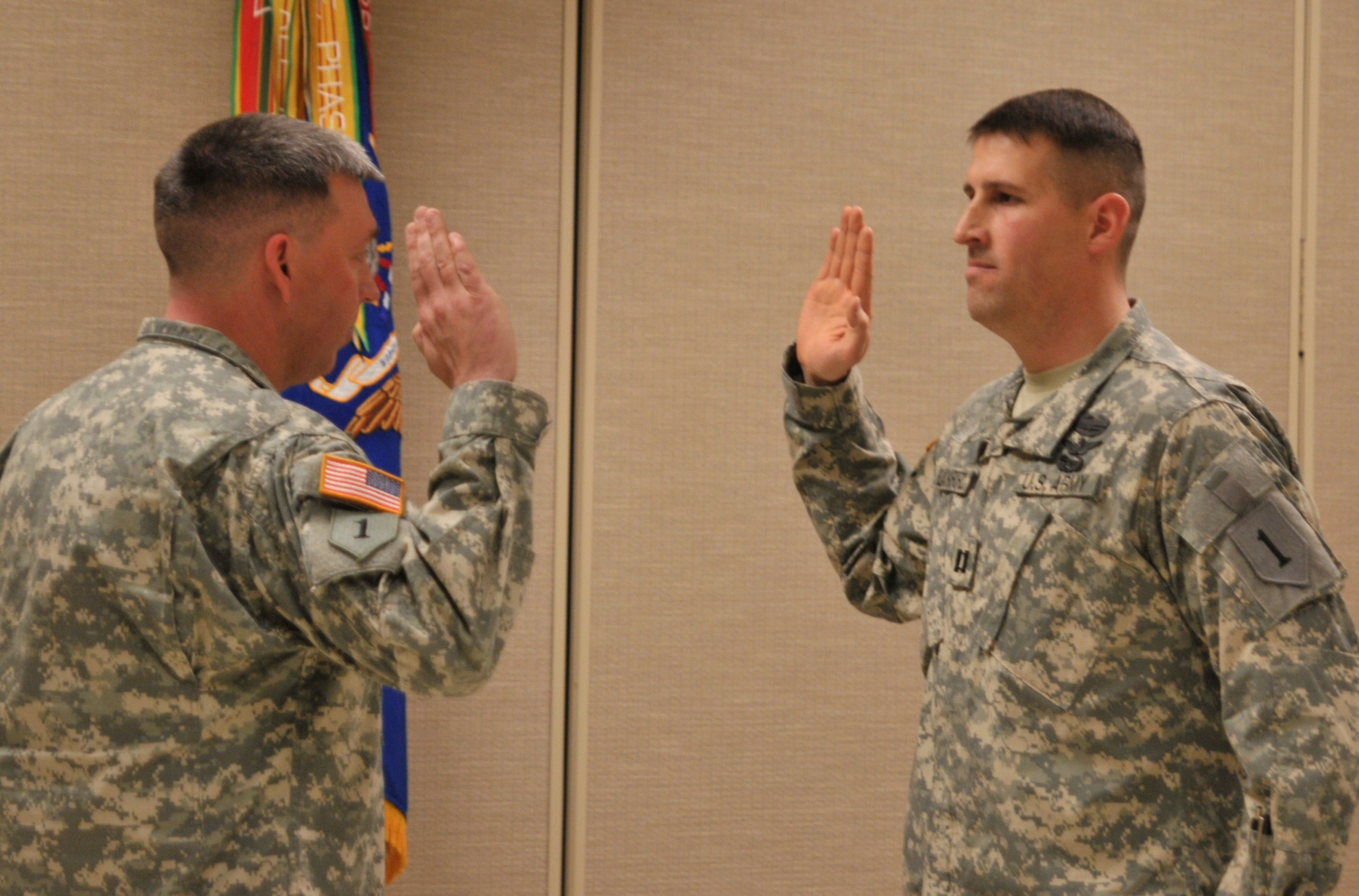 Aviation Warrant Officer Receives Rare Direct Commission