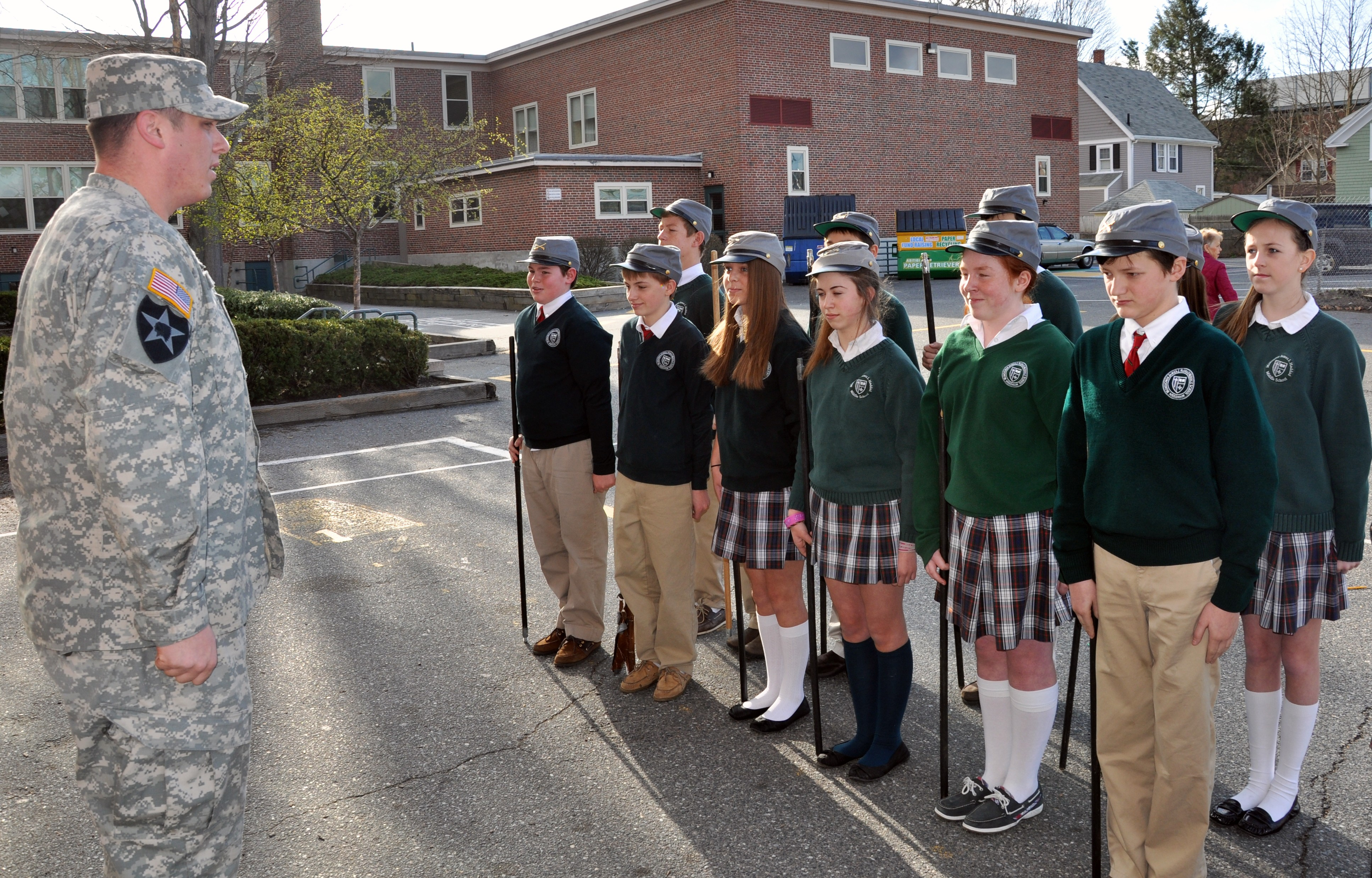 Seventh Graders Become Sol Rs For A Day