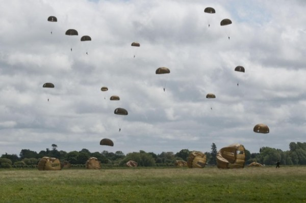 Fort Bragg paratroopers participate in D-Day anniversary ...