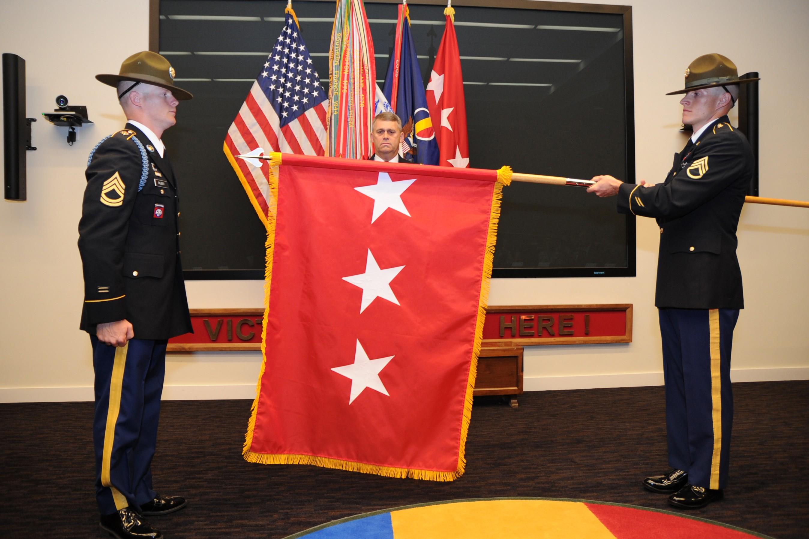 Tradoc Welcomes New Deputy Commanding General