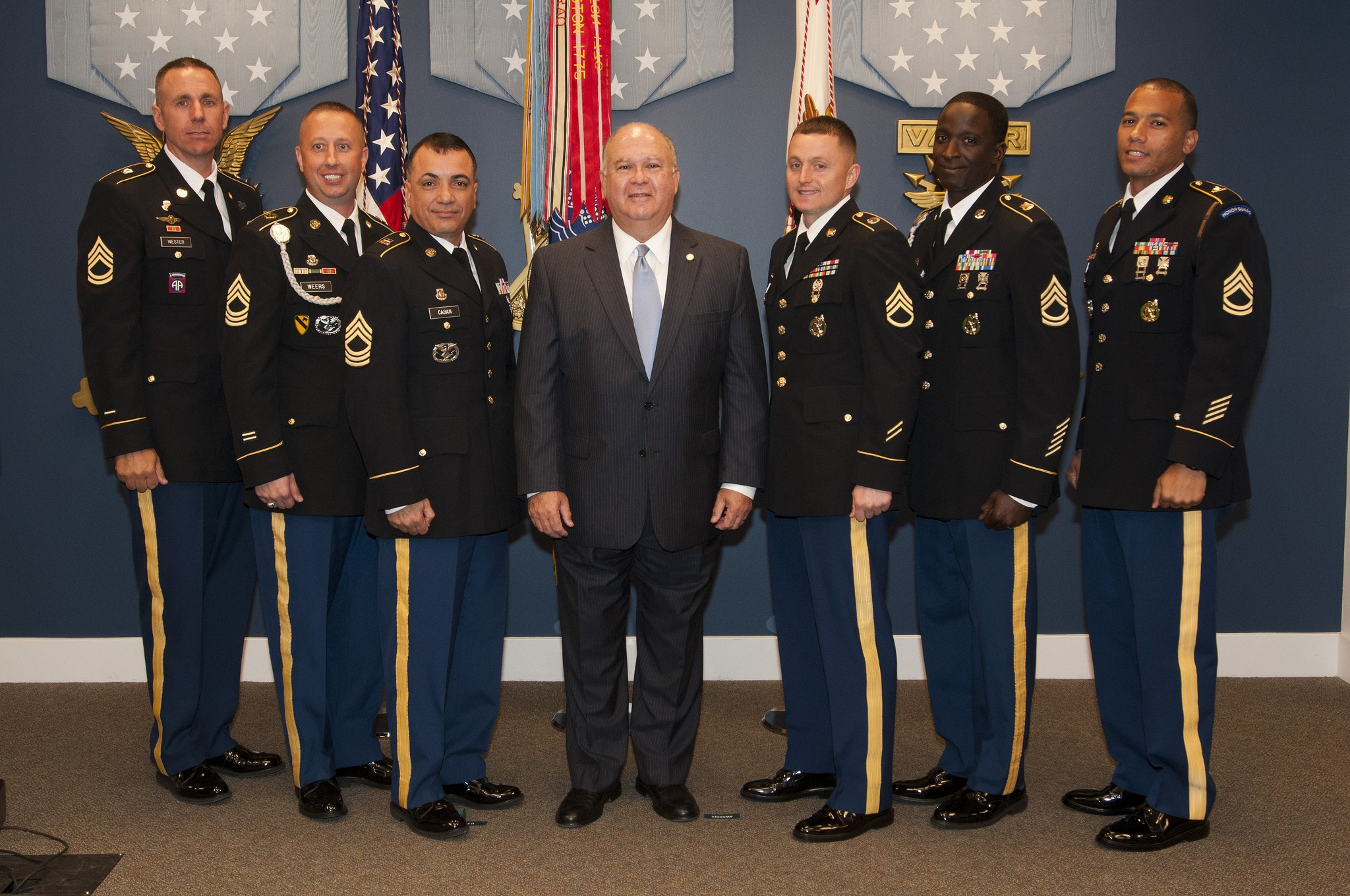 Army Recognizes Top Recruiters Career Counselors At