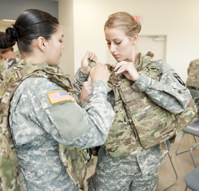 female body armor named among best inventions by time