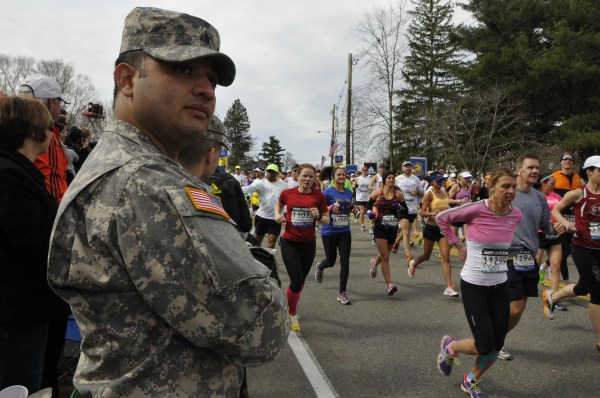 Massachusetts National Guard supports Boston Police ...