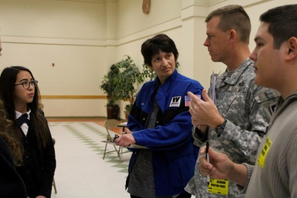 Army trainers judge fourth annual local science fair ...