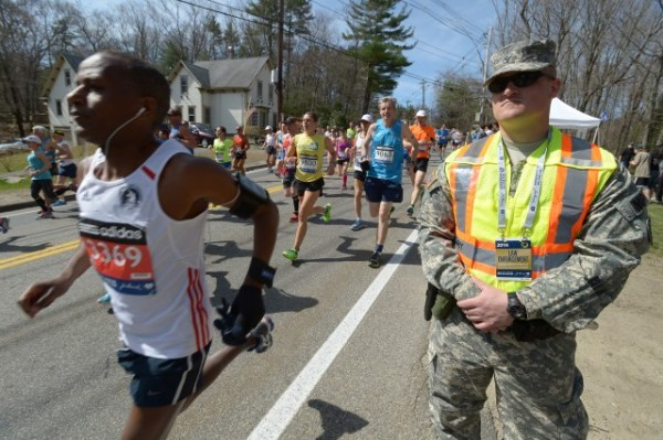 National Guard supports 2014 Boston Marathon | Article ...