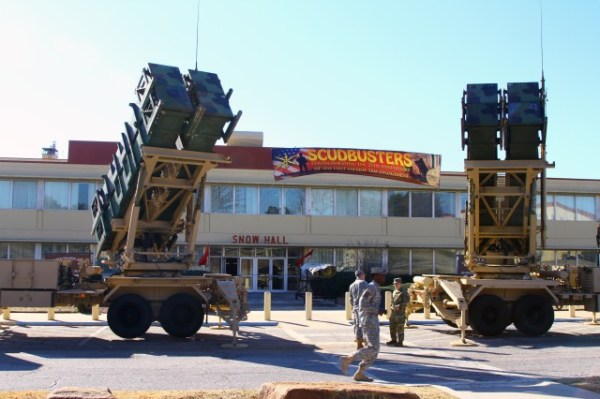 Fort Sill remembers first Patriot missile intercept ...