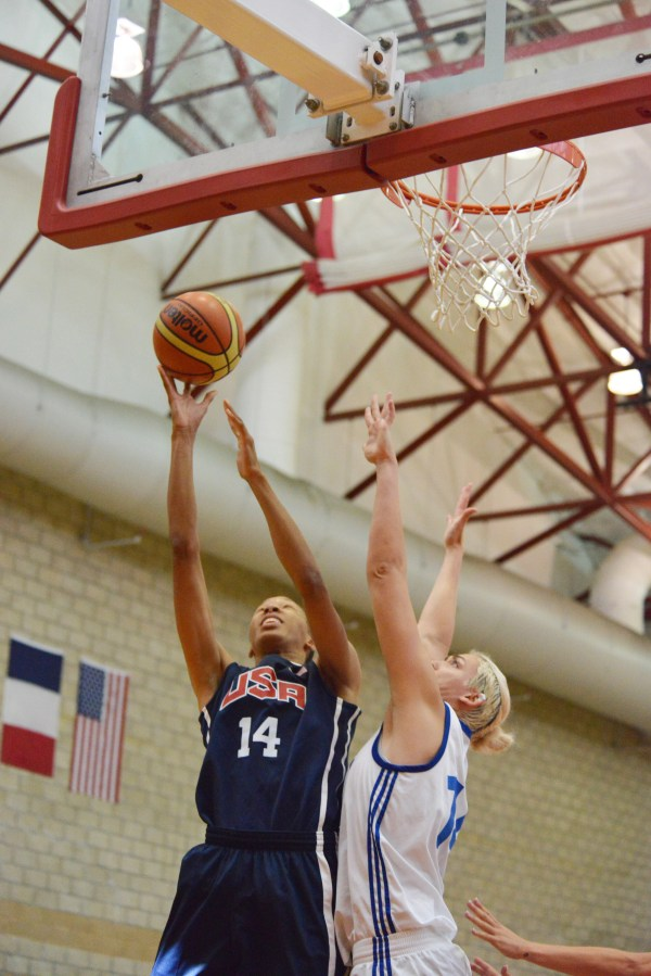 USA, Brazil remain undefeated in CISM Women's Basketball ...