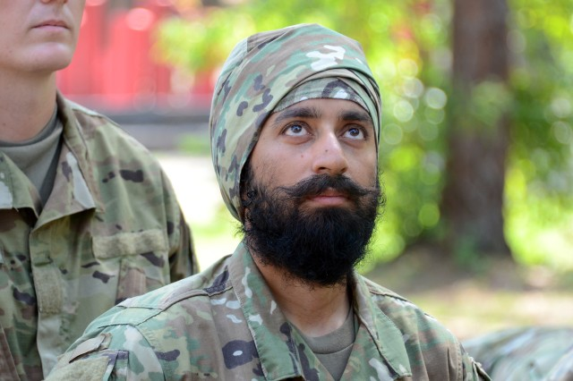 Turbans Beards Dreadlocks Now Permissible For Some