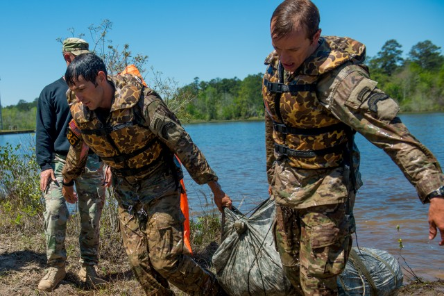 Master Sgt. Josh Horsager and Capt. Michael Rose of the 75th Ranger Regiment, took first place in the 2017 Best Ranger competition, held April 7-9, 2017, at Fort Benning, Georgia. The event is in its 34th year. The competition is designed to determine the best two-Soldier Ranger team in the Army.