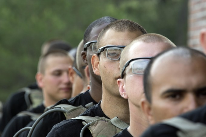 centennial battalion - week four | article | the united states army