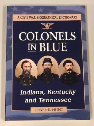 Colonels in Blue Indiana Kentucky Tennessee