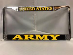 US Army Frame